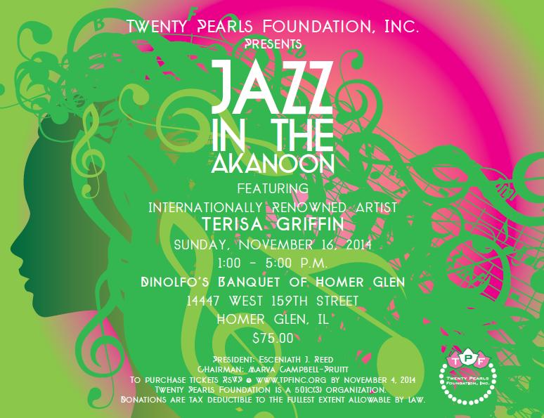 Fundraisers Twenty Pearls Foundation Inc